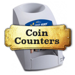 Coin and Currency Counters and Sorters