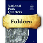 National Park Quarter Folders