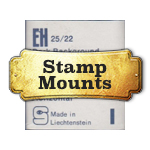 Stamp Mounts