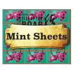 Mint Sheet Collecting Supplies