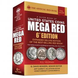 The Official Red Book: A Guide Book of United States Coins 2021 (Mega Red Deluxe Edition)