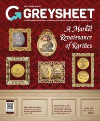 The CDN Monthly Greysheet -- Annual Subscription