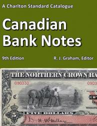 Charlton Standard Catalogue of Canadian Bank Notes