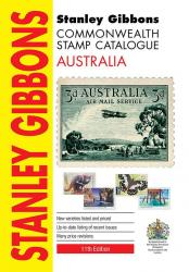 Stanley Gibbons Commonwealth Stamp Catalogue: Australia