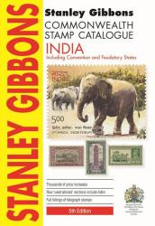 Stanley Gibbons Commonwealth Stamp Catalogue: India & Indian States