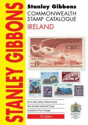 Stanley Gibbons Commonwealth Stamp Catalogue: Ireland