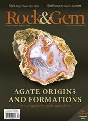 Rock & Gem Magazine -- Single Issue
