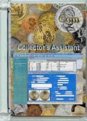Collector's Assistant Software -- Coin & Currency