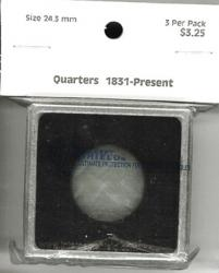 Intercept Shield 2X2 Holders 24.3mm (Quarters)