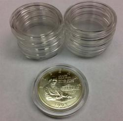 US Mint Capsule -- Half Dollar