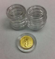 US Mint Capsule -- 1/10 oz Gold/Platinum Eagle