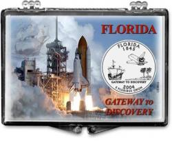 Edgar Marcus Snaplock Holder -- Florida -- Gateway to Discovery