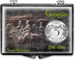 Edgar Marcus Snaplock Holder -- Georgia -- Stone Mountain