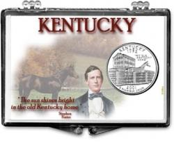 Edgar Marcus Snaplock Holder -- Kentucky -- Old Kentucky Home