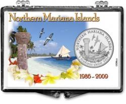 Edgar Marcus Snaplock Holder -- Northern Mariana Islands