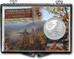 Edgar Marcus Snaplock Holder -- Cumberland Gap National Historical Park