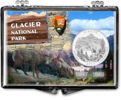 Edgar Marcus Snaplock Holder -- Glacier National Park