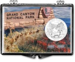Edgar Marcus Snaplock Holder -- Grand Canyon National Park