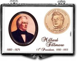 Edgar Marcus Snaplock Holder -- Millard Fillmore