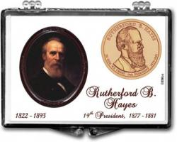 Edgar Marcus Snaplock Holder -- Rutherford B. Hayes