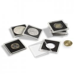 Lighthouse Quadrum 2x2 Coin Holders -- 23mm -- 10 pack