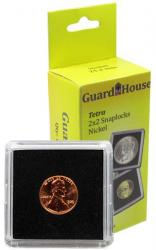 Guardhouse Tetra 2x2 Snaplocks -- Cent Size -- Pack of 10
