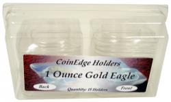 CoinEdge Holders -- 1 Oz Gold
