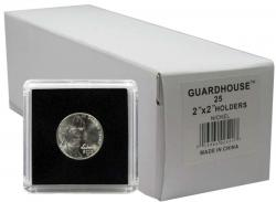 Guardhouse Tetra 2x2 Snaplocks -- Nickel Size -- Box of 25 -- Box of 25