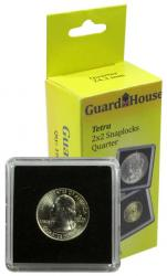 Guardhouse Tetra 2x2 Snaplocks -- Quarter Size -- Pack of 10