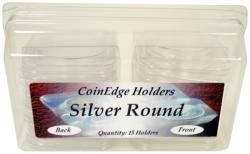 CoinEdge Holders -- Silver Round