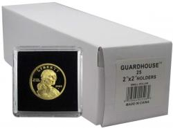 Guardhouse Tetra 2x2 Snaplocks -- Small Dollar Size -- Box of 25 -- Box of 25