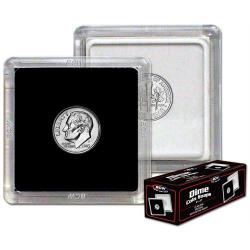 BCW 2x2 Snaplocks Dime Size -- Box of 25