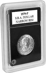 Coin World Premier Coin Holders -- 26.5 mm -- Small Dollars