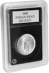 Coin World Premier Coin Holders -- 27.0 mm -- $10 Gold (1838-1933), 1/2 oz Gold/Platinum Eagles
