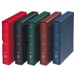 Lighthouse Optima F 4-Ring Binder and Slipcase
