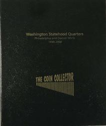 The Coin Collector Album Statehood Quarters P&D
