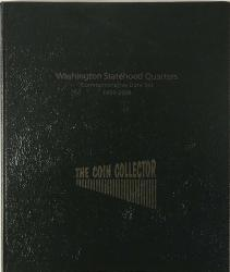The Coin Collector Album Statehood Quarters Date Set