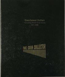 The Coin Collector Album Eisenhower Dollars