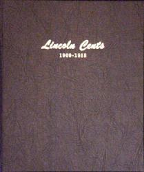 Dansco Album 7103: Lincoln Cents, 1909-1958