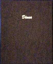 Dansco Album 7127: Dimes Plain - 4 Blank Pages / 168 Ports