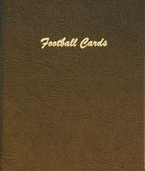 Dansco Album 7017: Football Cards