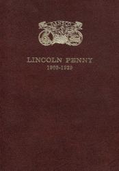 Dansco All-In-One Coin Folder: Lincoln Penny 1909-1929