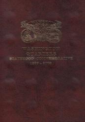 Dansco All-In-One Coin Folder: Washington Quarter Statehood 1999-2003