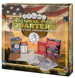 National Park Quarters Collecting Adventure Kit