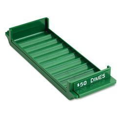 Plastic Tray for Dime Rolls
