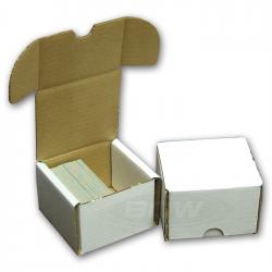 BCW Trading Card/Slab Storage/Shipping Box -- 200 Count