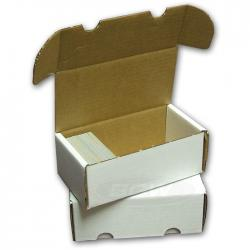 BCW Trading Card/Slab Storage/Shipping Box -- 400 Count