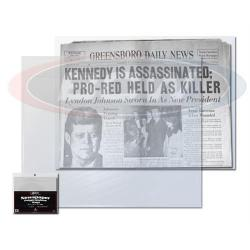 BCW Newspaper Bags -- Pack of 100