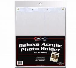 BCW Acrylic Holder -- 8x10 Photo