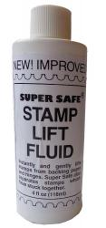 Supersafe Stamp Lift Fluid